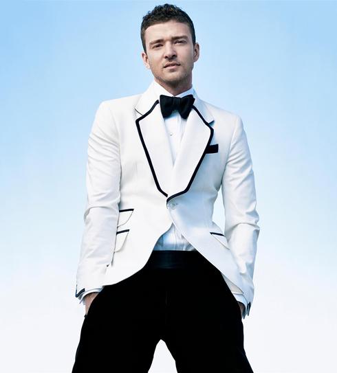 Nam ca sĩ Justin Timberlake