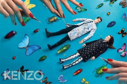 Quảng cáo của KENZO