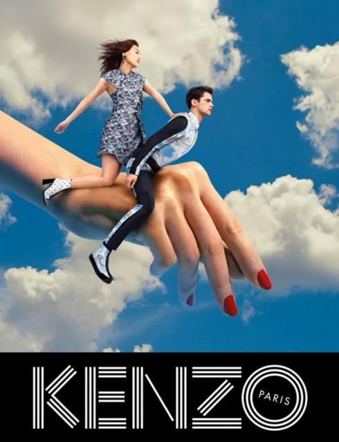 KENZO FW13
