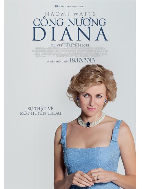 ELLE Giới thiệu: Phim Công Nương Diana - Naomi Watts & Chuyện hậu trường