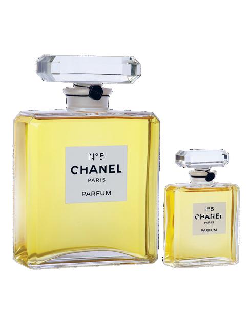 Thiết kế giản dị và hiện đại của Chanel No.5