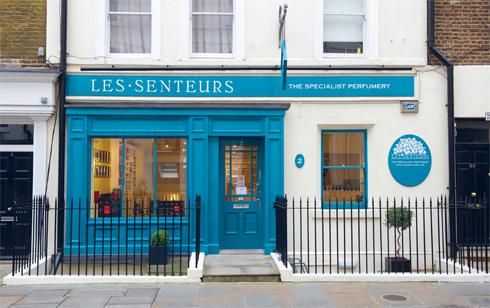 Les Senteurs ra đời năm 1984, là nhà pha chế nước hoa độc lập lâu đời nhất London