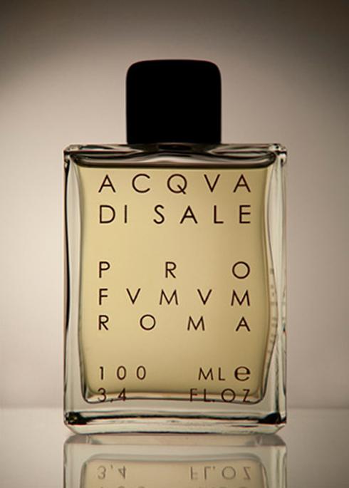 Profumum Acqua di Sale: mùi hương của đại dương.