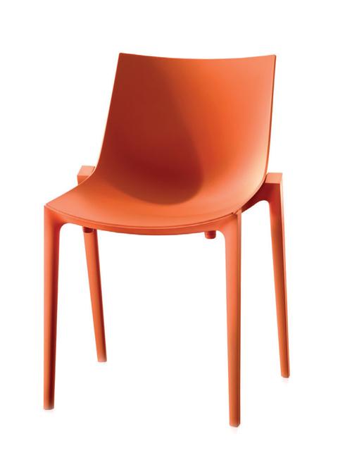 Ghế Zartan Basic<br/>Chiếc ghế có tên Zartan Basic của Magics là sản phẩm mới nhất do Eugeni Quitllet do Philippe Starck thiết kế. Nó được làm từ Polypropylen kết hợp với sợi thủy tinh, sản xuất theo nguyên lý phun đúc, có thể sử dụng cả ở ngoài trời.