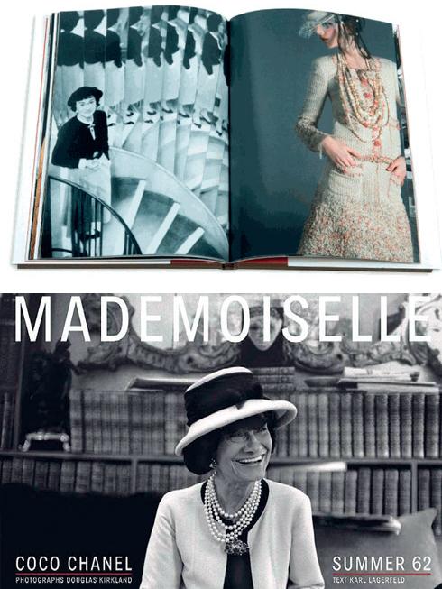 Mademoiselle Coco Chanel Sumer 1962 – Chanel<br/>Qua ống kính của Douglas Kirkland, Coco của mùa Hè năm 62, sống trong căn hộ số 31 đường Cambon, đã hiện lên vô cùng sinh động, cuốn hút người xem bởi gu thẩm mỹ hiếm ai sánh kịp và sự hi sinh dành cho nghệ thuật thời trang. NTK hiện nay của Chanel, Karl Lagerfeld, đã chính tay thiết kế cuốn sách, viết lời đề tựa và ghi chú thích cho mỗi tấm hình.