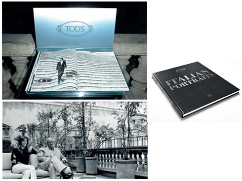 Italian Portraits - Tod's<br/>Cuốn sách ảnh thể hiện phong cách thời trang và con mắt thẩm mỹ tuyệt vời của nam giới Ý. Nguồn cảm hứng tới từ cuốn sách cứ thế ngấm một cách rất tự nhiên vào người đọc. Có lẽ ai xem xong những bộ ảnh này, cũng muốn ở kiếp sau mình sẽ được sinh ra trên đất Ý và làm một người đàn ông Ý bảnh bao.