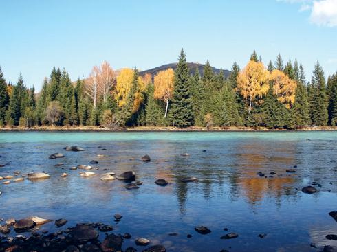 Kanas đẹp nhất vào tháng 9, thời điểm chín muồi của mùa Thu