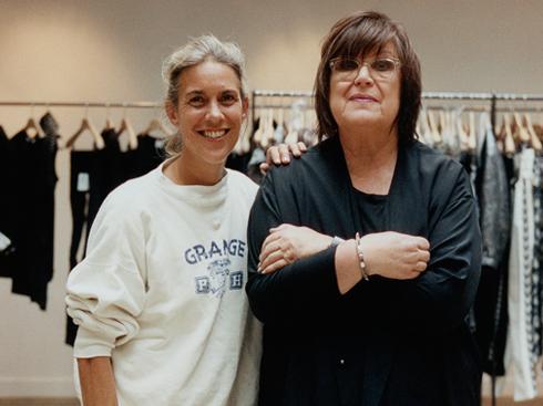 Isabel Marant và Margareta van den Bosch, cố vấn sáng tạo của H&M