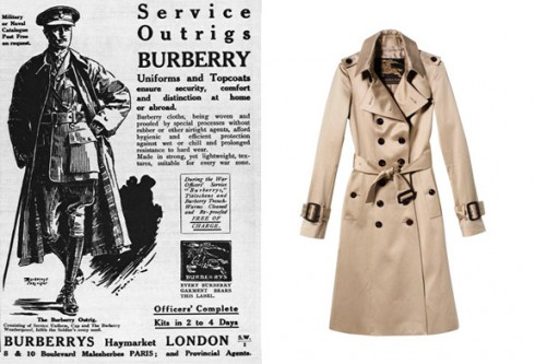 BurberryTrenches