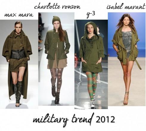 Xu hướng Military 2012