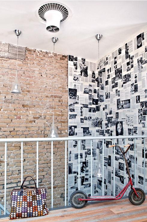 Reims<br/>Một căn hộ 3 tầng có phần kiến trúc và thiết kế nội thất thật tươi mới, sáng tạo, phóng khoáng, đôi chỗ còn rất hóm hỉnh!