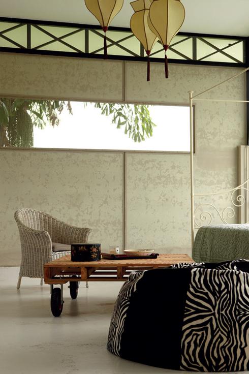 Sài Gòn<br/>Ngôi nhà kết hợp chất liệu truyền thống của nhà cổ miền Trung Việt Nam và công năng hiện đại, tạo ra một không gian hoàn toàn mới mẻ .