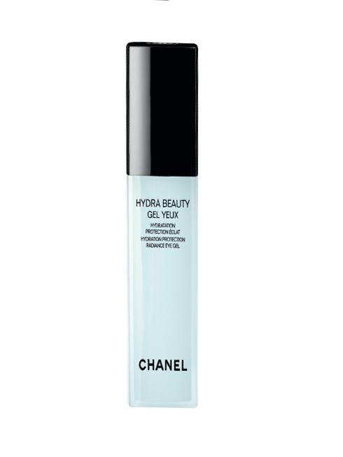 2. Popular Star - Chanel Hydra Beauty Radiant Eye Gel<br/>Kem dưỡng mắt dạng gel giúp cung cấp nước, chống mệt mỏi, quầng thâm và bọng mắt. Chiết xuất từ hoa trà (camellia) và gừng xanh ngăn chặn quá trình oxy hóa, kích thích quá trình tuần hoàn máu.