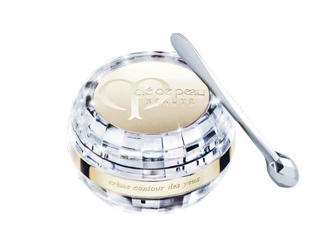 6. Stylish Star - Clé De Peau Beaute Intensive Eye Contour Cream<br/>Kem dưỡng cung cấp và duy trì độ ẩm, giảm quầng thâm, nếp nhăn và chảy xệ. Sản phẩm đi kèm với dụng cụ massage mắt bằng bạch kim được thiết kế nhằm tối ưu hóa những hiệu quả vượt trội của kem dưỡng mắt, cho những trải nghiệm nhẹ nhàng và thư giãn.