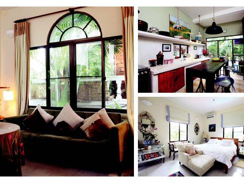 Mỗi căn phòng có một hơi thở cuộc sống riêng với những màu sắc tạo ra cảm giác cân bằng, dễ chịu mà không nhàm chán.