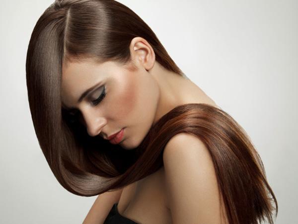 """6 cách nói """"không"""" với tóc bết dầu - Dầu gội cho tóc dầu"""