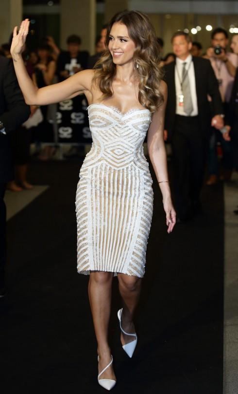 Tháng 5/2013 - Người đẹp nước Mỹ tham dự sự kiện