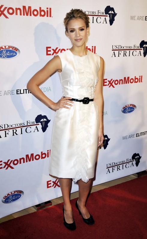 Tháng 5/2009 - Cô xuất hiện tại khách sạn Beverly Hilton, Beverly Hills California.