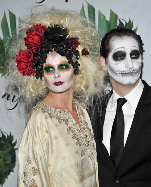 Debra Messing và chồng cũ Daniel Zelman