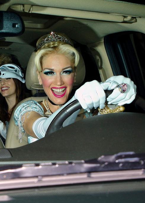 Ca sĩ Gwen Stefani