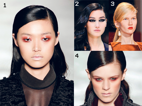 1.Gabriele Colangelo 2.Guy Laroche 3.Andrew GN 4.Gabriele Colangelo
