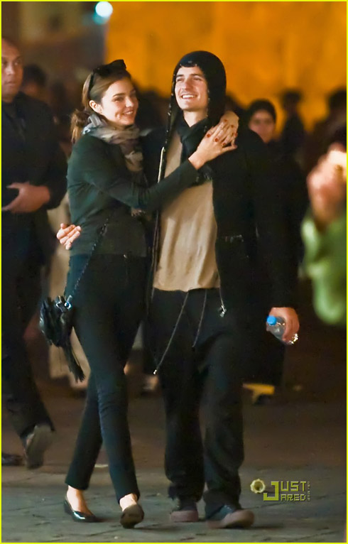 <br/>Orlando Bloom and Miranda Kerr Spend Thanksgiving in Morocco. They had a romantic tour visiting Jamaa El Fna Sqaure in Marrakesh. <P> Pictured: Orlando Bloom and Miranda Kerr <P> <B>Ref: SPL142400  281109  </B><BR /> Picture by: G Tres / Splash News<BR /> </P><P> <B>Splash News and Pictures</B><BR /> Los Angeles:310-821-2666<BR /> New York:212-619-2666<BR /> London:870-934-2666<BR /> photodesk@splashnews.com<BR /> </P>