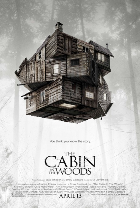 cabin in the woods elle