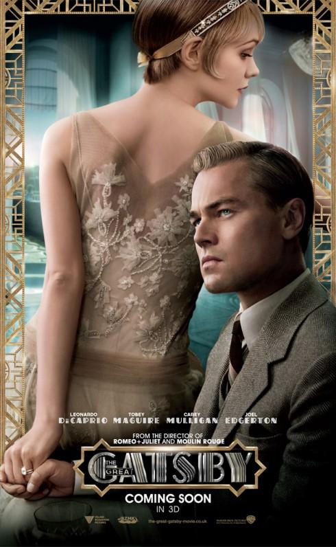 Bộ phim The Great Gatsby lấy bối cảnh những năm 1920 đã gây tiếng vang lớn với dàn diễn viên nổi tiếng cùng những bộ trang phục lộng lẫy theo xu hướng flapper.