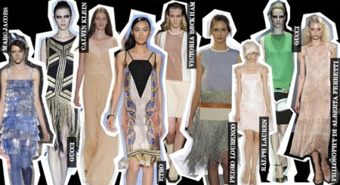 Sau bao nhiêu năm, Flapper vẫn là cảm hứng sáng tạo dồi dào cho các nhà thiết kế thời trang trên thế giới.