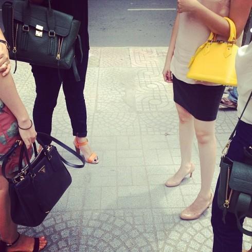 Những đôi giày hiệu làm nên sự khác biệt