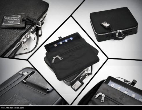 Vào những năm 2010, những chiếc túi xách nhỏ lại một lần nữa quay trở lại làng thời trang. Thương hiệu Dolce&Gabbana là tên tuổi đầu tiên cho ra đời dòng túi dành riêng cho iPad. Sự đột phá này đã giúp DolceGabbana chiếm lĩnh thị trường túi nhanh chóng.