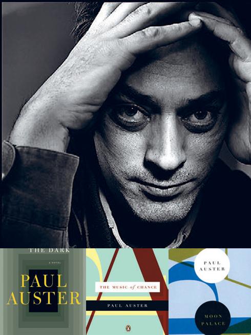 Tác giả Paul Auster được coi là người đứng vững trên ranh giới giữa văn chương bác học và giải trí. Ông được coi là một trong những tác giả quan trọng nhất của văn chương Mỹ thế kỷ 20, với các tác phẩm hòa trộn giữa trinh thám, tâm lý tình cảm, siêu thực và hiện sinh. Đã có nhiều tác phẩm của ông được dịch sang tiếng Việt và để lại dấu ấn sâu đậm trong lòng người đọc như The Music of Chance (Nhạc đời may rủi), Man in the Dark (Người trong bóng tối), Moon Palace…