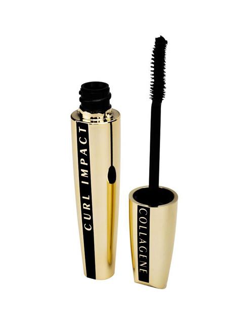 2. Hạng mục Popular Star - L'oréal Paris Curl Collagen Impact<br/>Mascara chứa công thức collagen và hợp chất làm cong mi cho làn mi dày, cong vút, quyến rũ mà không bị vón cục. Có thể dễ dàng tẩy sạch bằng nước ấm. (228.000 VNĐ)