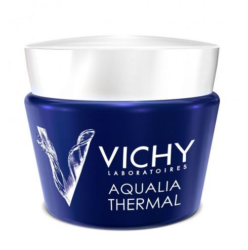 5. Kem dưỡng đêm<br/>Kem dưỡng ẩm và cung cấp nước Aqualia Thermal của Vichy mang đến cho da hyaluronic acid và những khoáng chất tự nhiên có lợi cho da