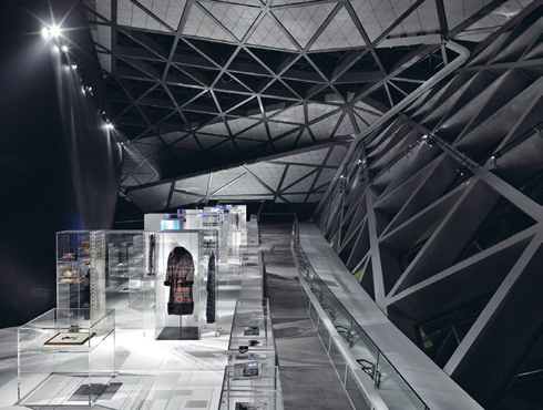 Không gian triển lãm Culture Chanel