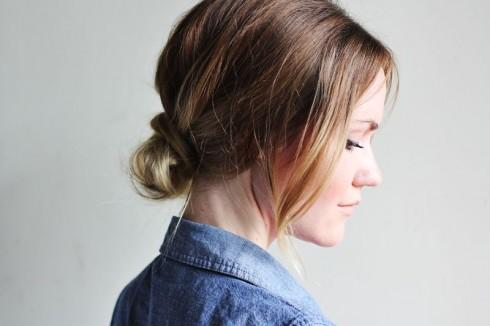 helmet-hair_low-bun