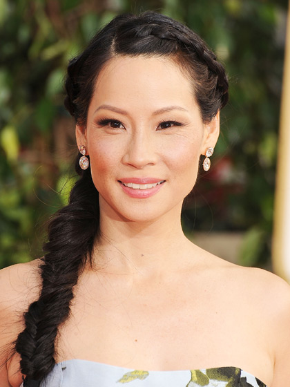 Diễn viên Lucy Liu
