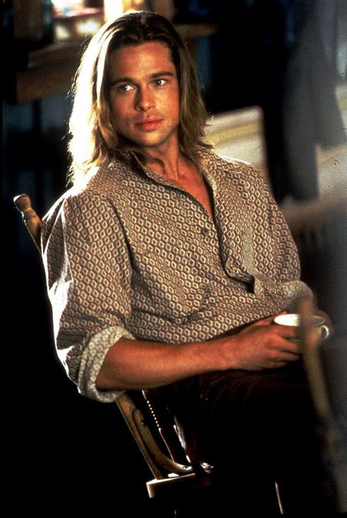 Brad Pitt vào vai Tristan