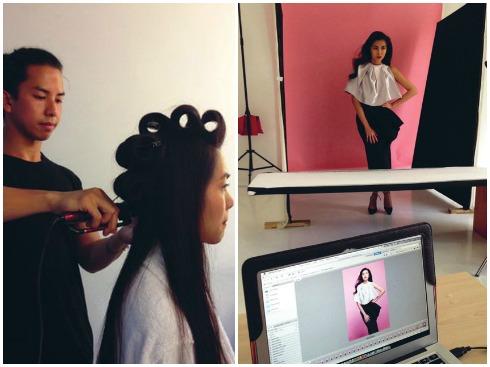 Một trong những mỹ nhân xinh đẹp của làng giải trí Việt,  nữ diễn viên Tăng Thanh Hà, lần đầu xuất hiện trên bìa tạp  chí ELLE chia sẻ nhiều điều thú vị về chuyện nghề và cuộc  sống riêng của cô.