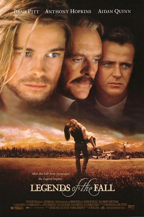 Phim Huyền thoại mùa thu sản xuất năm 1994 và dành được 1 giải Oscar