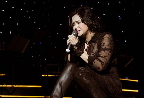 Thanh Lam sẽ có những bài hát đậm màu tự sự trong liveshow Người đàn bà yêu