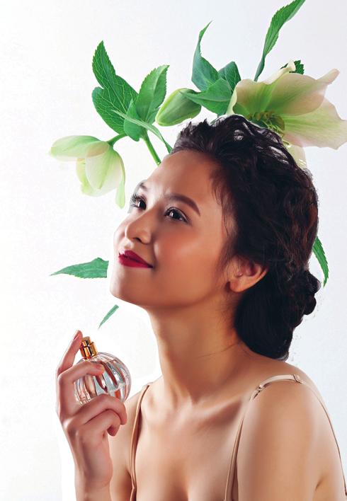 Hương ngày hạnh phúc - Nước hoa ngày cưới