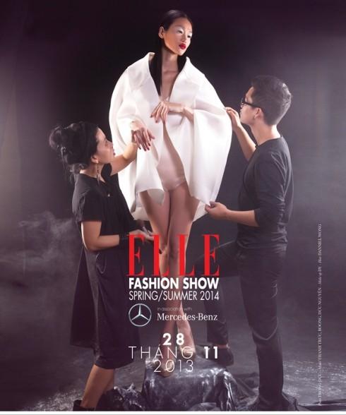 ELLE Fashion Show SS2014-Ad