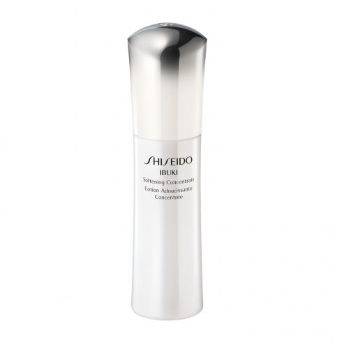 Nước làm mềm và kích thích tái tạo da trong dòng Ibuki của Shiseido