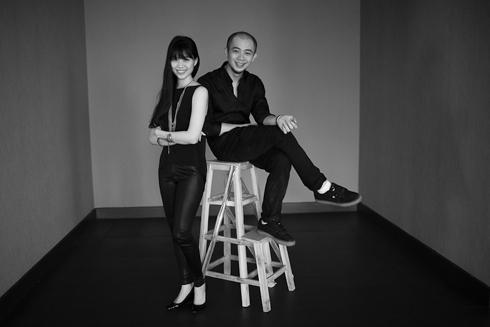 NTK An Hương và Lê Minh
