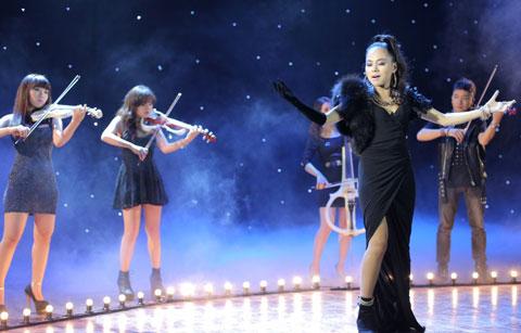 Hoàng Quyên chuẩn bị cho ra mắt MV đầu tay