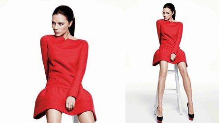 Victoria Beckham bán hàng trăm món đồ hiệu quyên tiền từ thiện