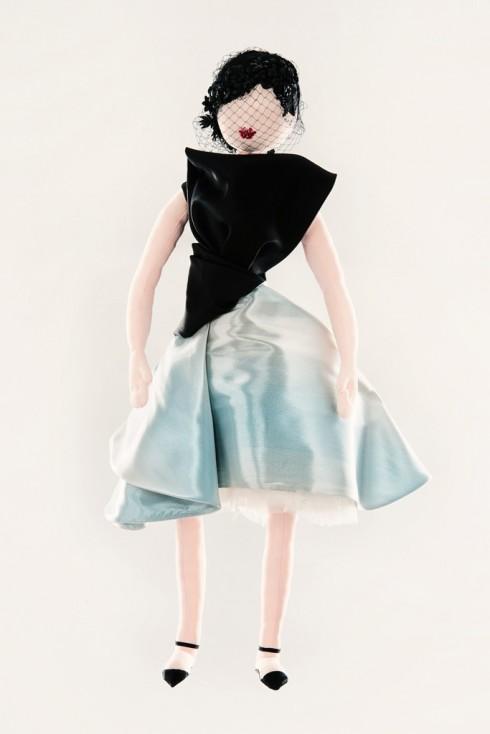 Búp bê Dior