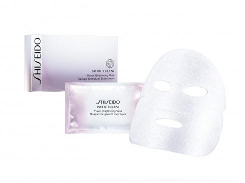 Innovative Star<br/>White Lucent Power Brightening Mask – Shiseido: Mặt nạ dưỡng trắng giúp loại bỏ những hạt melanin ra khỏi làn da dựa trên nguồn cảm hứng từ liệu pháp Ion. Phức hợp Ion Force giúp tăng cường thẩm thấu các dưỡng chất vào sâu bên trong làn da làm giảm sự không đều màu, ngăn chặn sự hình thành những sắc tố melanin mới. (1.620.000 VNĐ)