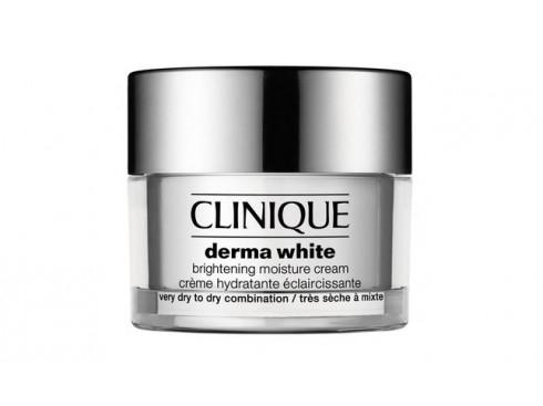 Popular Star<br/>Derma White Brightening Moisture Cream – Clinique: Kem dưỡng ẩm đẩy mạnh tác dụng trắng sáng da bằng cách tăng cường khả năng tự phòng vệ tự nhiên của da, giúp giảm rõ rệt đốm sậm màu và tình trạng da không đều màu. (1.350.000 VNĐ)